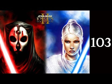 Star Wars: Knights Of The Old Republic 2 - Walkthrough - Part 103 - Floating Around