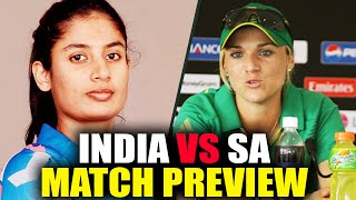 ICC Women World Cup : India eyes for another win against SA, Match Preview | Oneindia News
