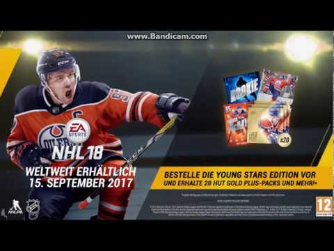 EA SPORTS™ NHL® 18 - Erste Bank Eishockey Liga Trailer