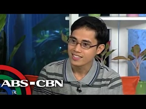 CPA topnotcher: Poverty can be an advantage