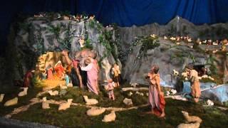 Nativity Scene In Back Of Franciscan Church, Dubrovnik