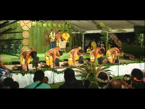 Niue 2011 Arts and Cultural Festival Tagata Pasifika TVNZ 26 May 2011