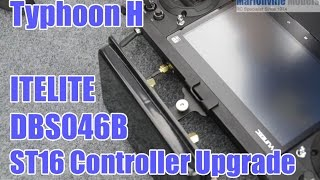ITELITE DBS046B Antenna Upgrade for Yuneec Typhoon H ST16 & 24 Controller