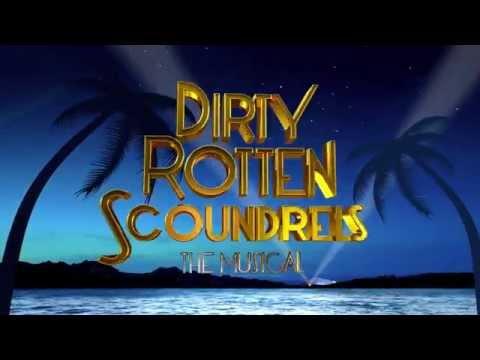 Dirty Rotten Scoundrels - UK Tour 2015