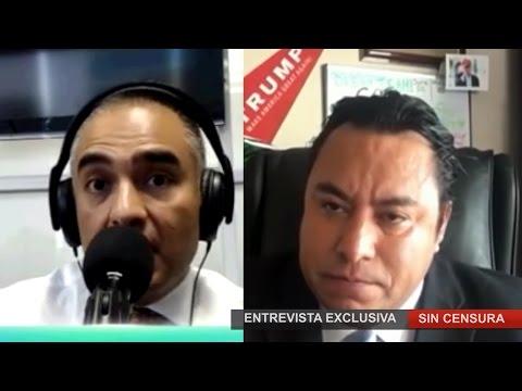 """Marco Gutiérrez: """"La discriminación está en tu corazón; no pienso con el color de mi piel"""""""