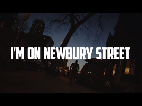 I'm On Newbury Street - Vincent King & The FAM (Official Music Video)