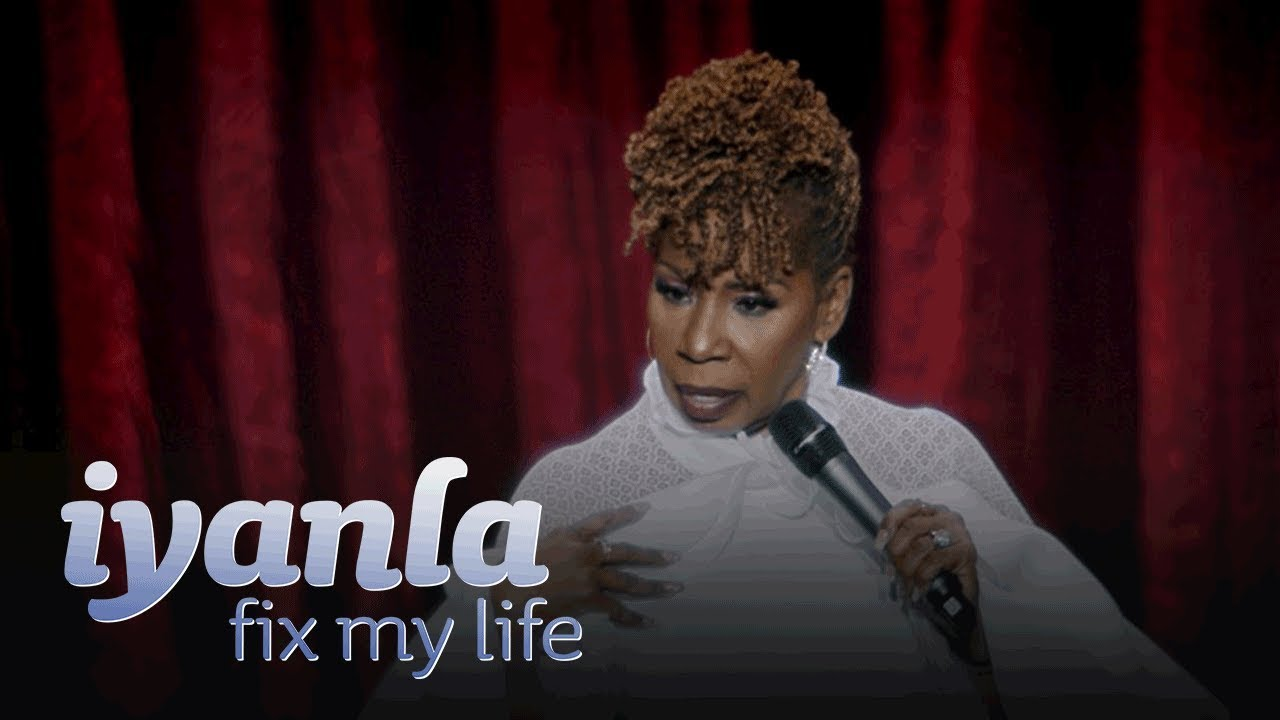 Why Iyanla Forgave Her Ex-Husband For Leaving Her For Another Woman  Iyanla Fix My -3631