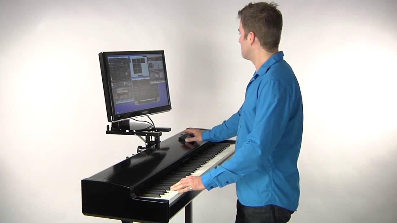 Kawai Vpc1 Virtual Piano Controller Demo English Youtube