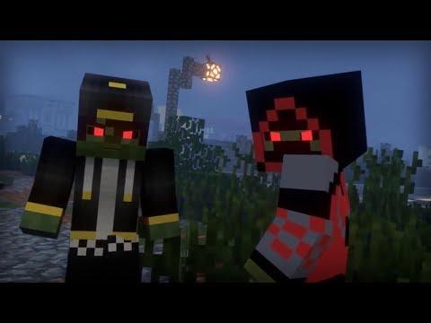 ЗОМБИ АПОКАЛИПСИС   Рэп Майнкрафт   ZOMBIE APOCALYPSE Minecraft The Weekend Parody Song