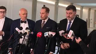 K. Berkowicz, A. Dziambor i J. Korwin-Mikke (Konfederacja) o reformie sądownictwa!