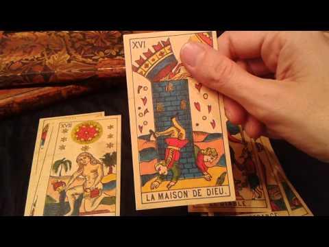 Tarot de Marsella. Curso #3 - Significado arcanos