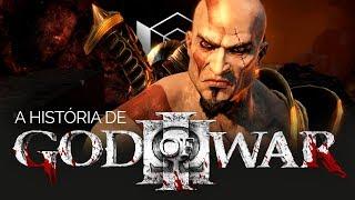 A HISTÓRIA DE GOD OF WAR III - Resumo do jogo