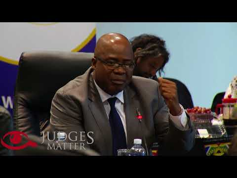 JSC interview of Judge B J Mnguni for the Competition Appeal Court (Judges Matter)