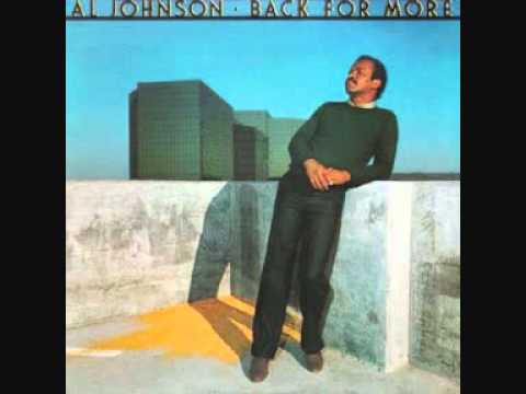 Al Johnson With Jean Carn - I'm Back For More