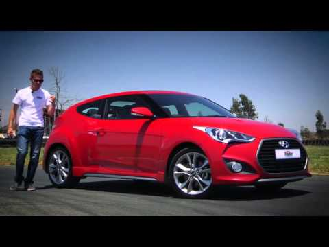 2015 Hyundai Veloster Turbo Video Review