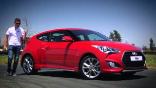 2015 Hyundai Veloster Turbo Video Review смотреть