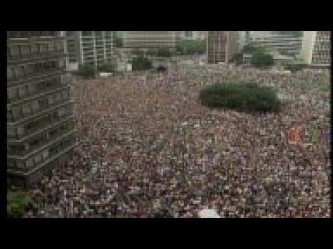GERMANY: BERLIN: ANNUAL LOVE PARADE TECHNO MUSIC FESTIVAL