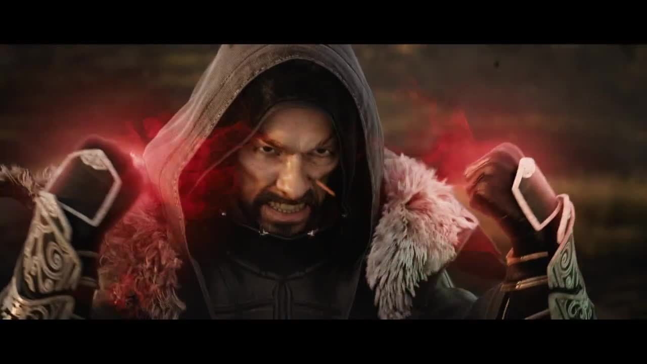 Elder Scrolls ONLINE - 3 Fates FULL Cinematic Trailer (2015) | Xbox One, ESO