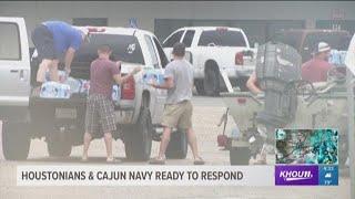 Houstonians, Cajun Navy ready to respond to severe weather