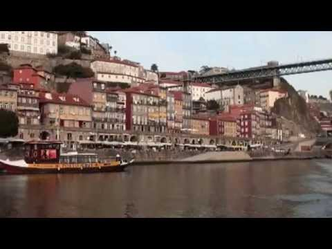 Porto boat trip on the River Douro