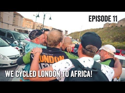 MY BIGGEST ACHIEVEMENT YET! - London2Africa Episode 11