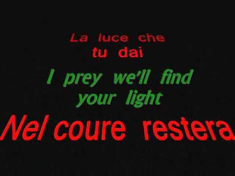 The Prayer - Karaoke Duet Version