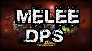 Melee DPS Comparison for WoD