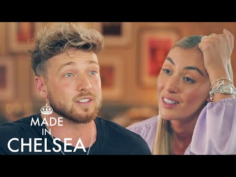 Sam Thompson Meets Habbs For First Time Since Breakup | Made In Chelsea