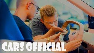 Autonomous driving • BMW Vision iNEXT • Future Car