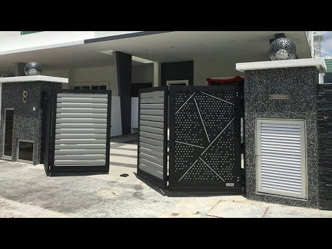 hqdefault - 20+ Small House Gate Design 2020 Gif