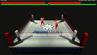 Box Game unity3d (Бокс)