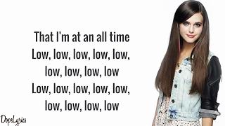 All Time Low - Jon Bellion (Lyrics)(Tiffany Alvord Cover)