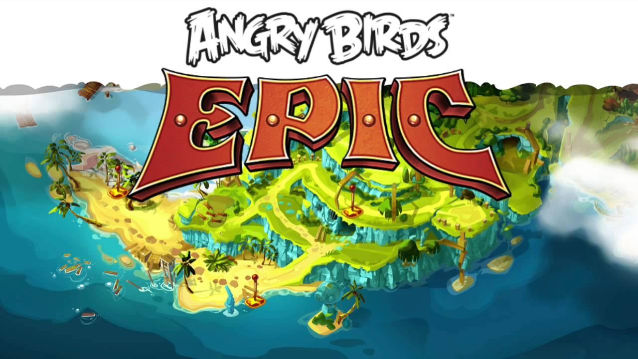 Angry Birds Epic Piggy Island Theme Music Youtube
