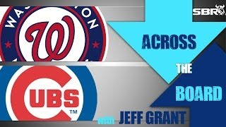 MLB Picks: Washington Nationals vs. Chicago Cubs 6/26