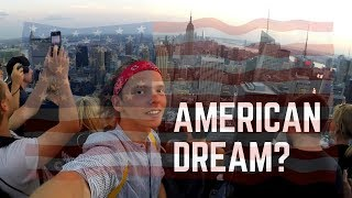 видео От Нью-Йорка до Лос-Анджелеса за две недели