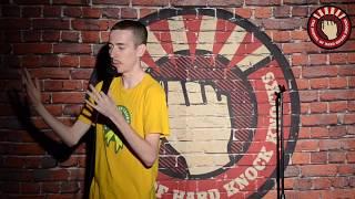 Gavin Sempel - School of Hard Knock Knocks - Learn stand-up comedy in Melbourne