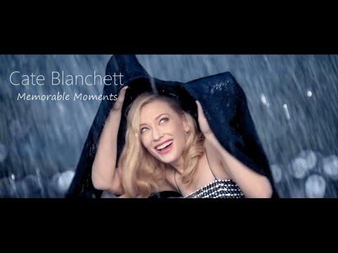 Cate Blanchett - Funny & Memorable Moments :)