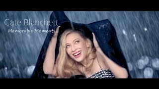 Cate Blanchett - Funny & Memorable Moments :)