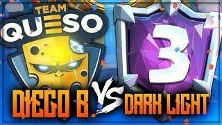 Dark Light vs DiegoB PRO VS PRO LATAM! NUEVA SERIE!