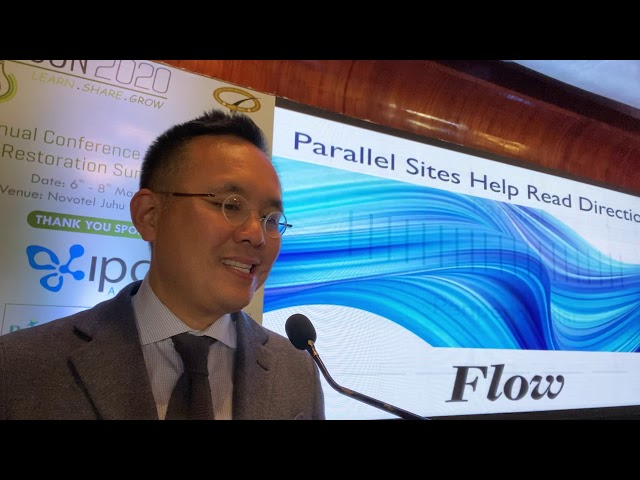 Dr. Sam Lam Gives Golden Peacock Oration Keynote on Eyebrow Hair Transplant in Mumbai, India