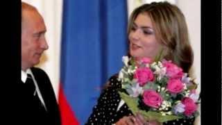 Свадьба Путина и Кабаевой
