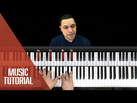 We Want You - Harvest Music - Keyboard Tutorial (Brandon Cowden) thumbnail