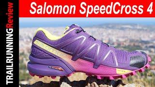 Salomon SpeedCross 4 Review