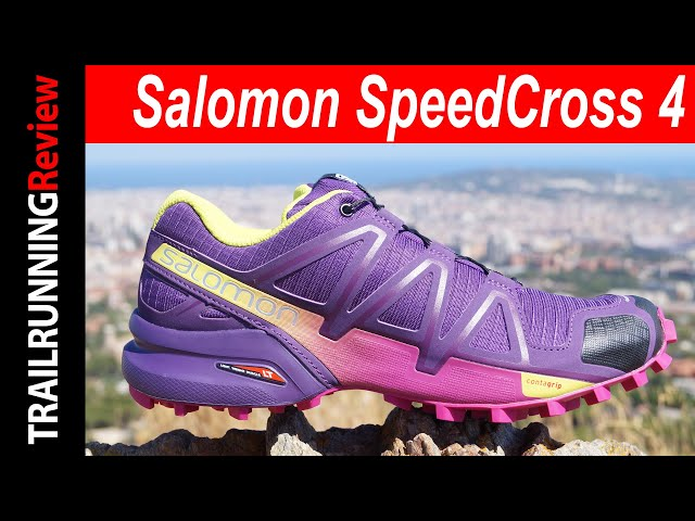 diferencias salomon speedcross 3 y 4