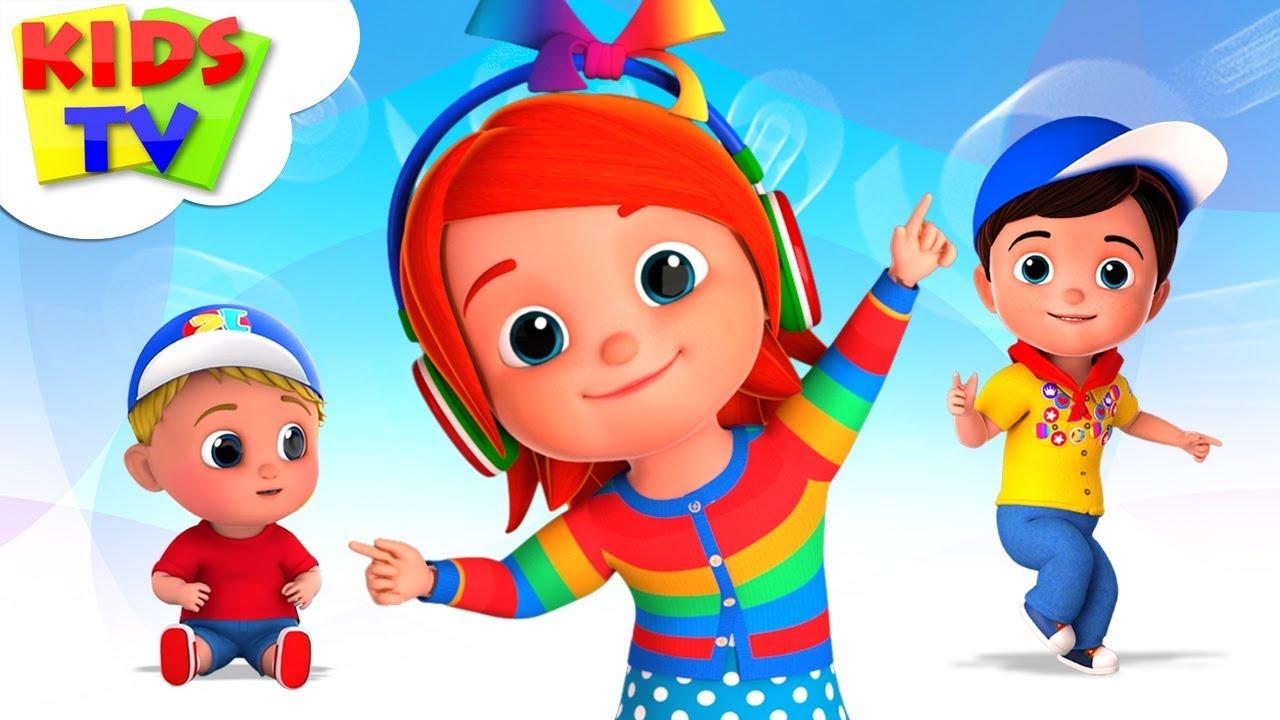 Best Kids Songs Collection   Junior Squad Nursery Rhymes - Kids TV