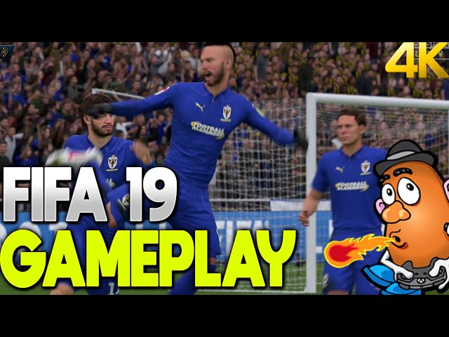 Road to Division One | FIFA 19 | Xbox One X 4K Gameplay