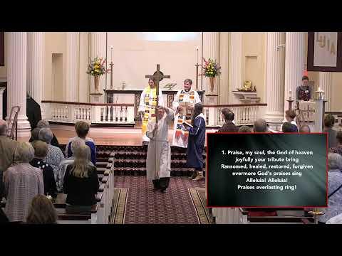 Sola Worship: Zion Lutheran Ann Arbor 9/29/19