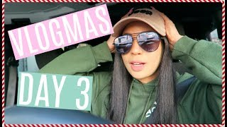 I'm Addicted To What?!? || VLOGMAS DAY 3