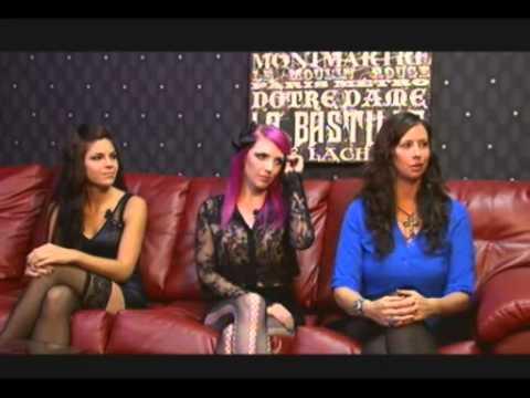 Rendevous Show w/ Model Mutiny,April Holland, Brittney Lorra