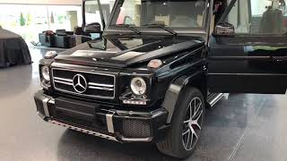 Mercedes Benz G63 AMG 2018 We are going to receive the car from the German factory ....